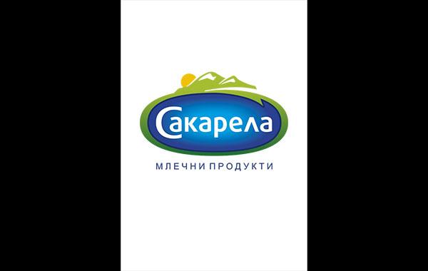 """Лого дизайн, запазен знак на """"Сакарела"""" ООД, дизайнер Хр. Великов, 01"""