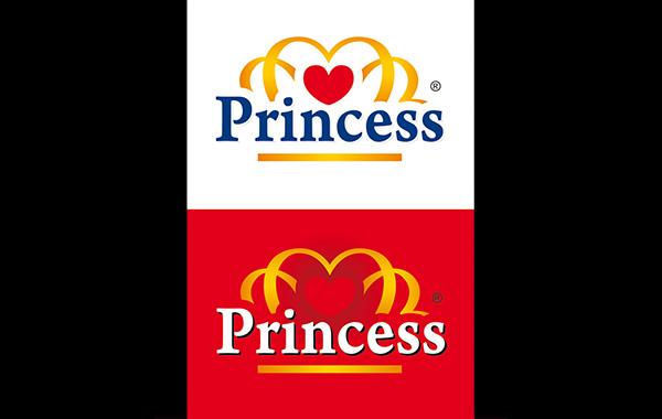 Дизайн на опаковка, храна за котки Princess, 05, лого