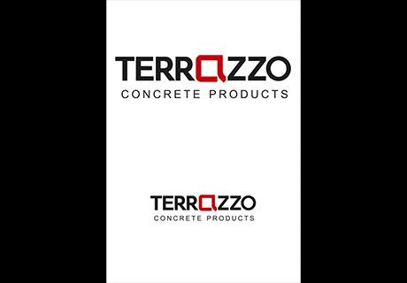 Логотип Терацо - латиница.
