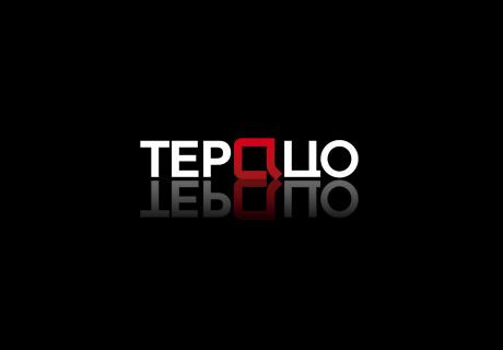 Лого Терацо, вариант за уеб сайт.