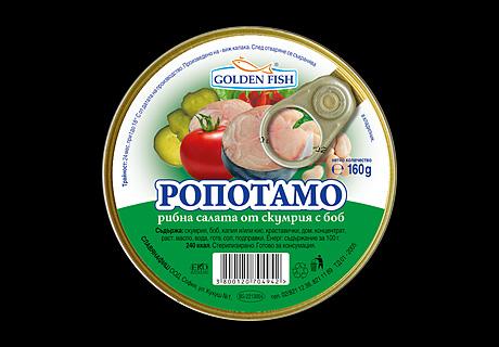 Етикети за рибни консерви